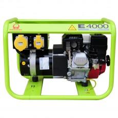 Pramac e4000 petrol generator